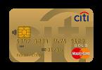 Онлайн заявка на кредитную карту Citibank